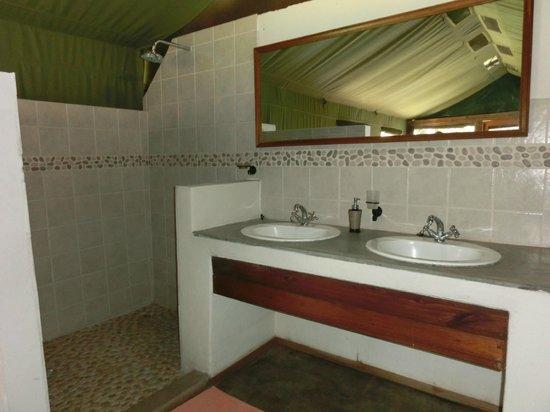 Elephant Valley Lodge: Tenda