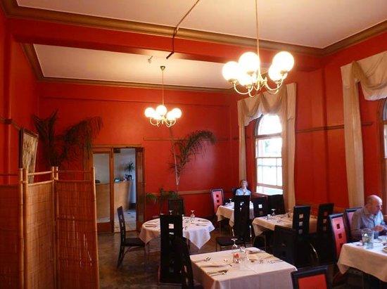 Grand Hotel Helensville : new restaurant