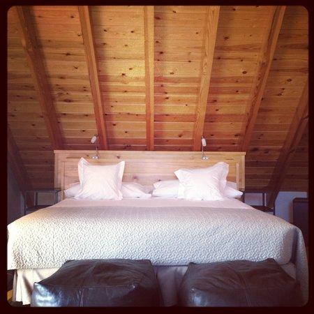 Hotel Rural Las Rozuelas: Habitación