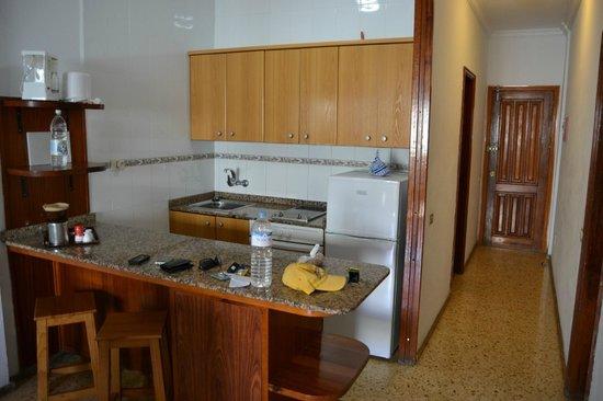 HV Agaete Parque: Cocina