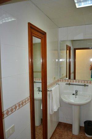 HV Agaete Parque: Baño