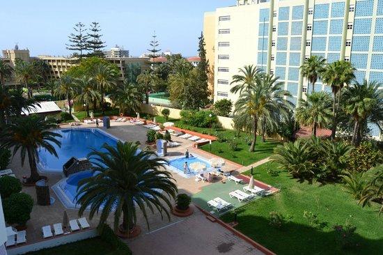 Piscina picture of hv agaete parque playa del ingles for Piscina playa del ingles