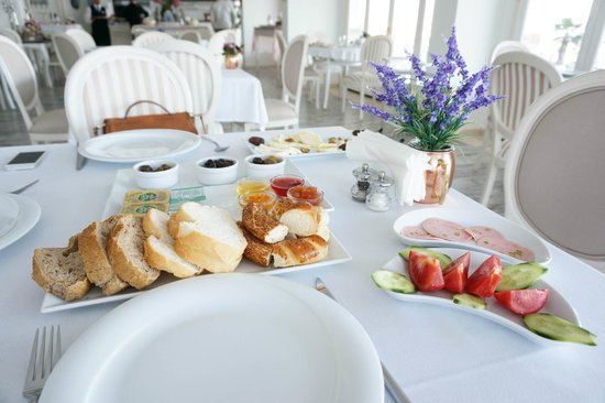Lavista Boutique Hotel: BREAKFAST