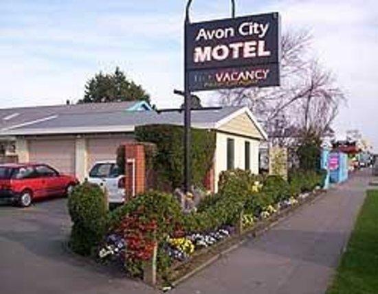 Avon City Motel