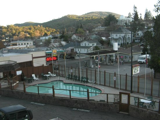 INNS of California-Sonora : View from the balcony