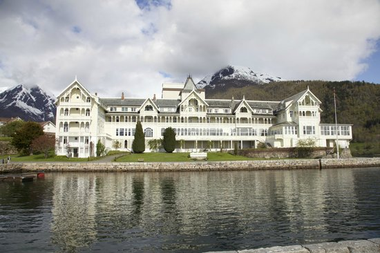 Kviknes Hotel: Kvikenes Hotel