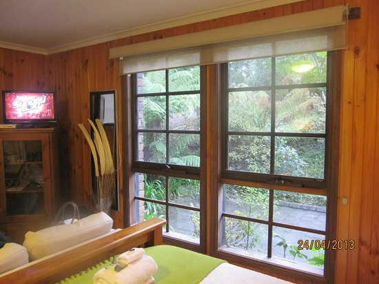 Holly Lodge: Garden Suite