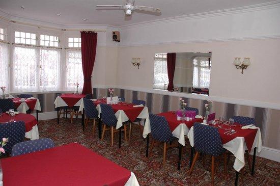 Tan Lan Hotel: Dining room