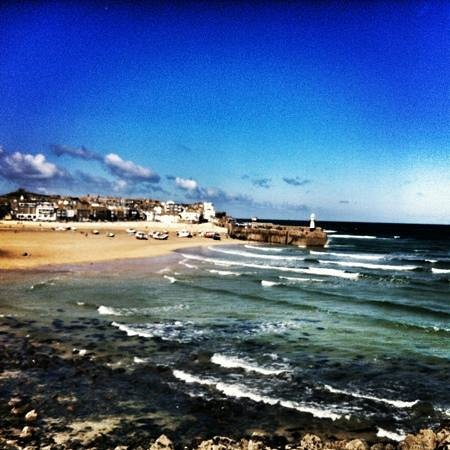 Sea Breeze Bed & Breakfast : The Harbour, St Ives
