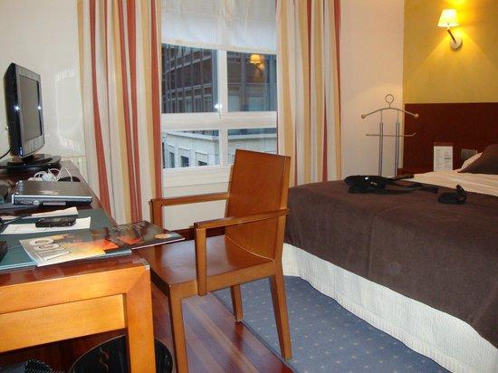 Hotel America Vigo: Chambre
