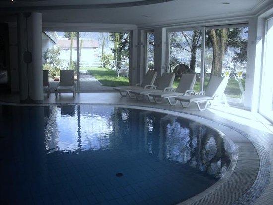 Wellness Parc Hotel Ruipacherhof: piscina interna