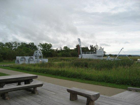 Sarobetsu Marsh Center: 風景