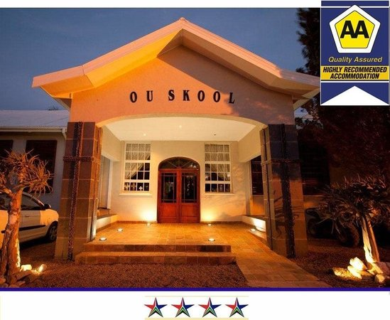 Ou Skool Guest House