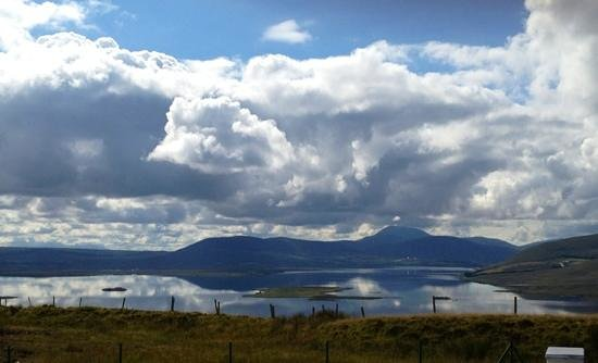 Belmullet, Irland: Carrowmore Lake