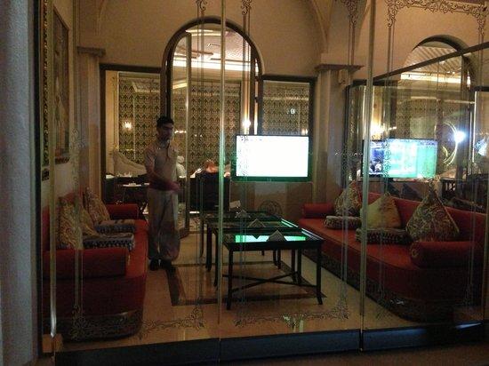 Sukar Pasha: Lounges