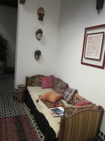 Riad Laayoun: Salon