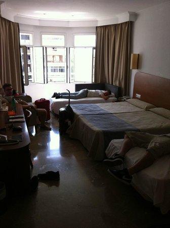 Hotel Armadams: Camera quadrupla