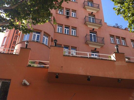 Hotel Armadams: Vista dell'hotel