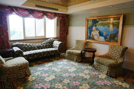 Hualien FarGlory Hotel: 走廊