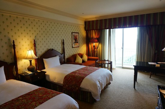 Hualien FarGlory Hotel: 海景雙人房