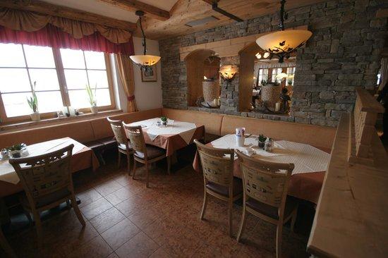 Bauernhof Hotel Oberschwarzach: Dining area