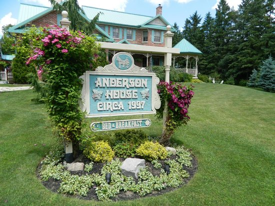 Anderson Bed And Breakfast Oshawa