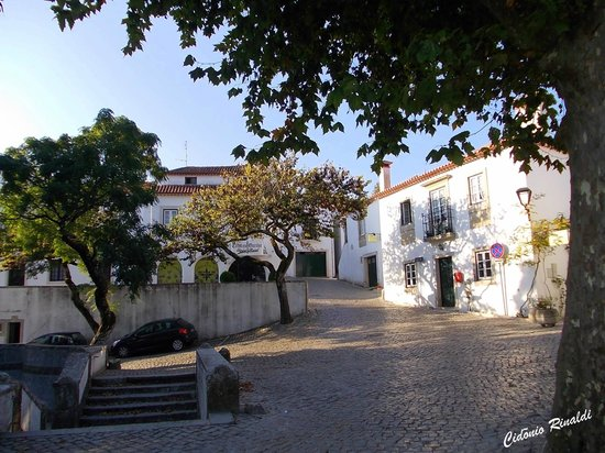 Medieval Town of Ourem, Portugal