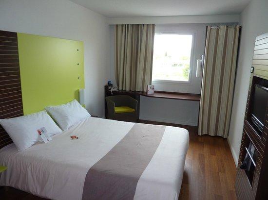 Hotel Ibis Golfe de Saint Tropez : chambre