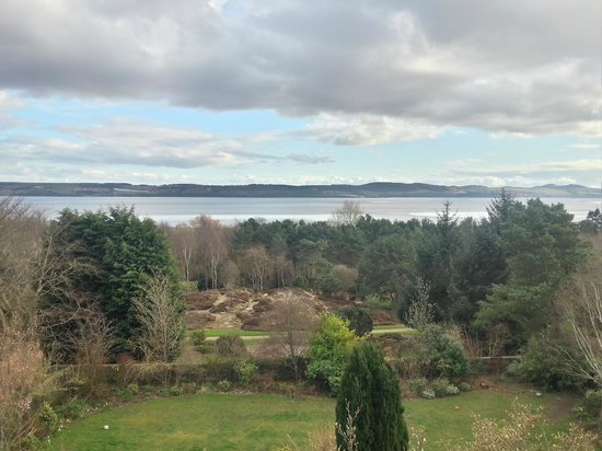 Balgowan House: View from the room