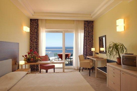 Grand Hotel Spiaggia: Vista mare