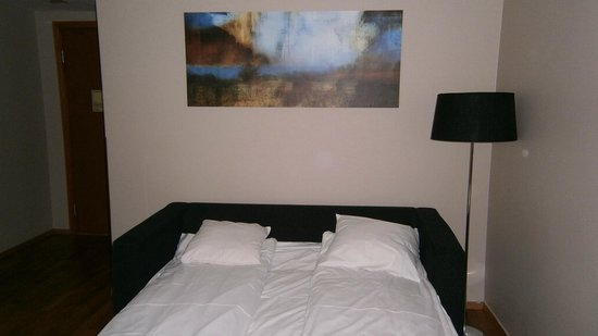 Scandic Sjolyst : Bed 2