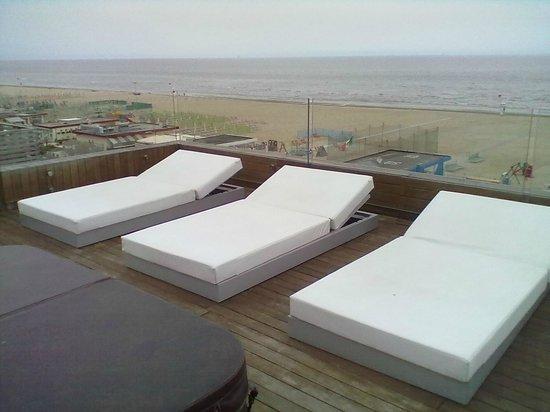 Hotel Commodore: spa