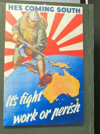 Leighton Battery Guns: Australian Recruitment Poster1