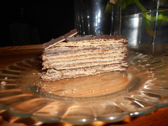 Bar Camacho: tarta