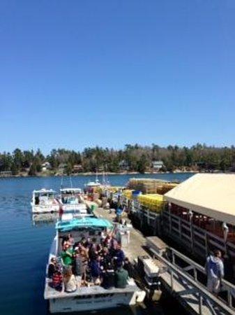 Robinson's Wharf: Fisherman's Festival Saturday at Robinson's!