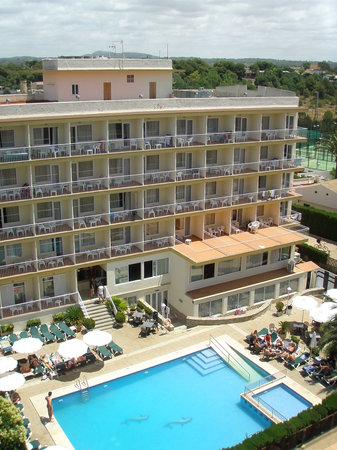 Don Miguel Playa Hotel: Hotel mit Pool