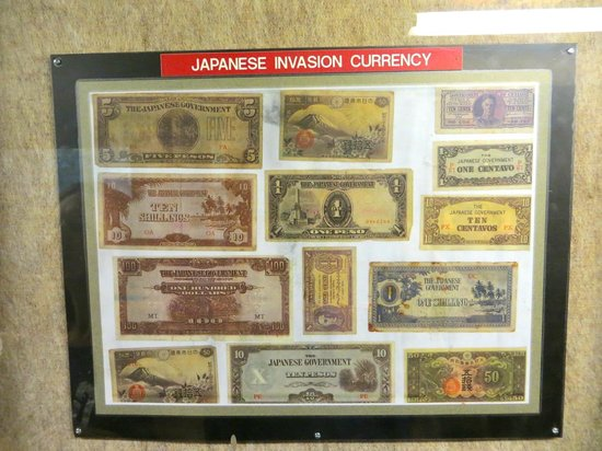 Leighton Battery Guns: Japanese Occupation Currency