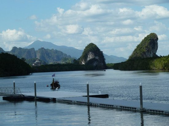 Pak Nam, Tailandia: Krabi