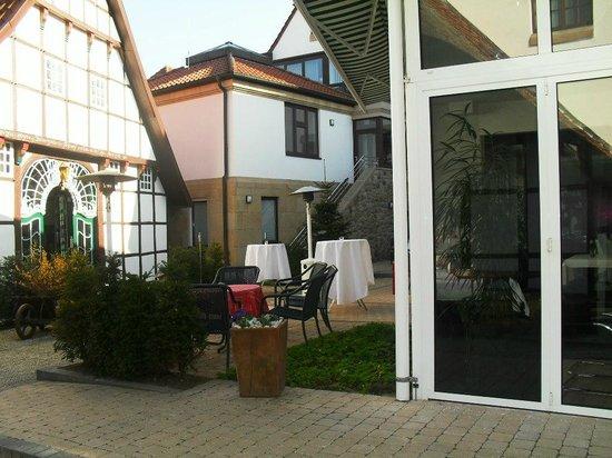 เมตตินเจน, เยอรมนี: Innenhof