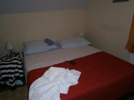 Apartmani Rubcic : Bed