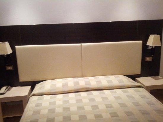 Hotel I Due Cigni: letto