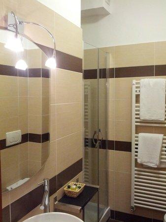 Hotel I Due Cigni: bagno :D