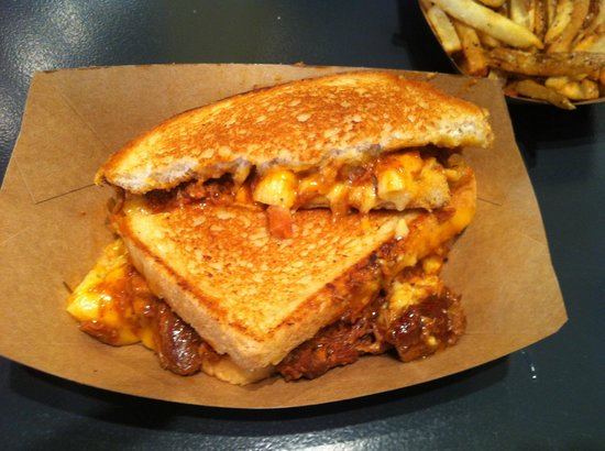 Photo of Sandwich Place Lee's Grilled Cheese at 5040 North Tarrant Pkwy, Fort Worth, TX 76244, United States