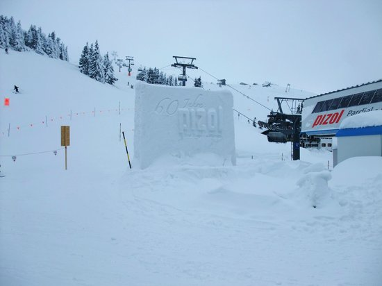 Pizol Ski Resort: 60 years.