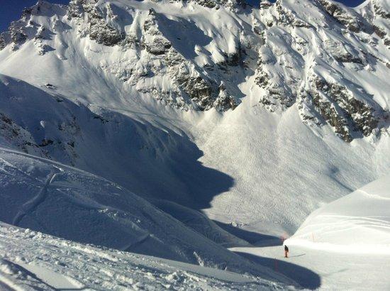 Pizol Ski Resort : Favorite ski area.
