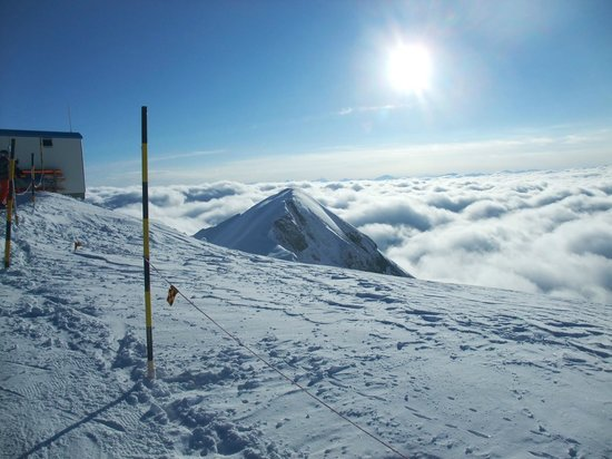 Pizol Ski Resort : Laufboden