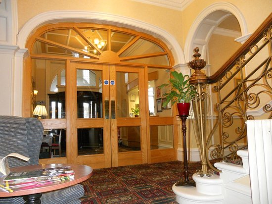 Best Western Station Hotel: Hotel Lobby area