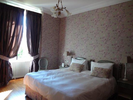Chateau De Lalande: Chambre prestige