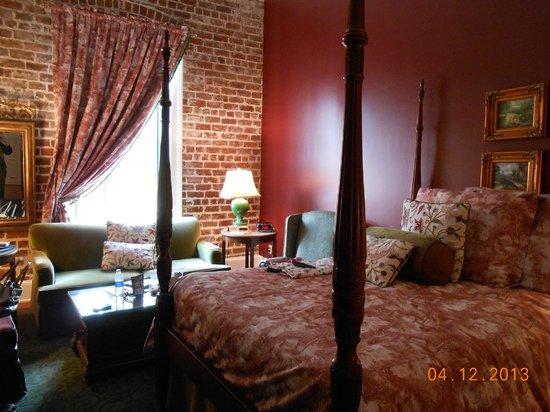 East Bay Inn: Rm 214