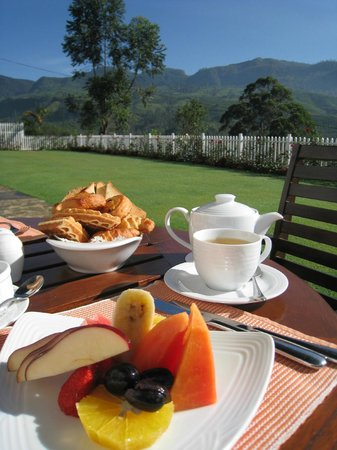 Langdale by Amaya : Amazing breakfast with views